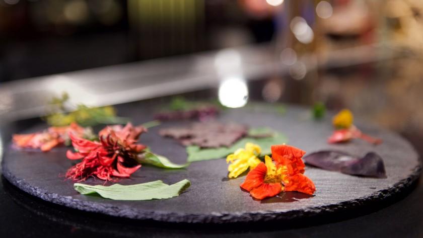 Edible flowers NHB